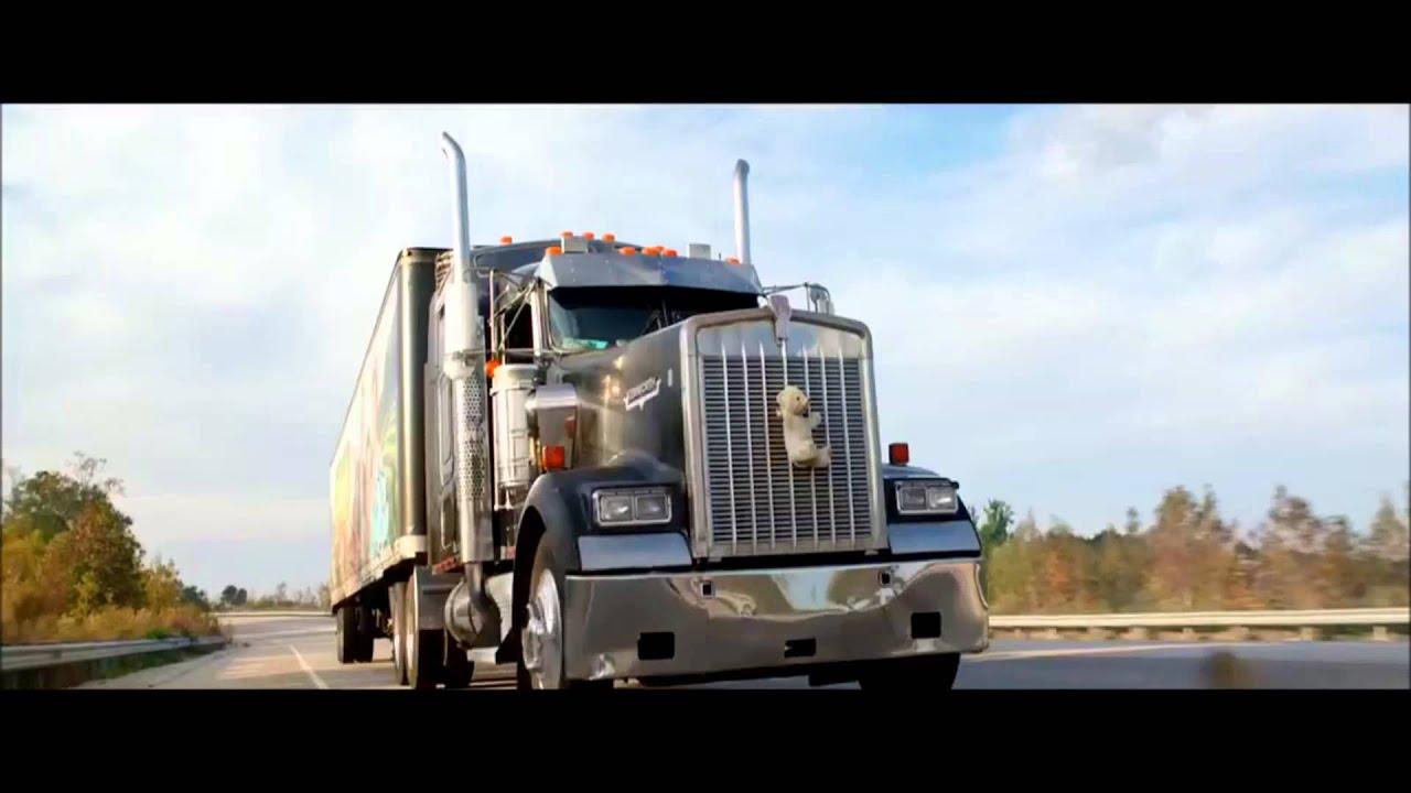 Convoy movie trucks