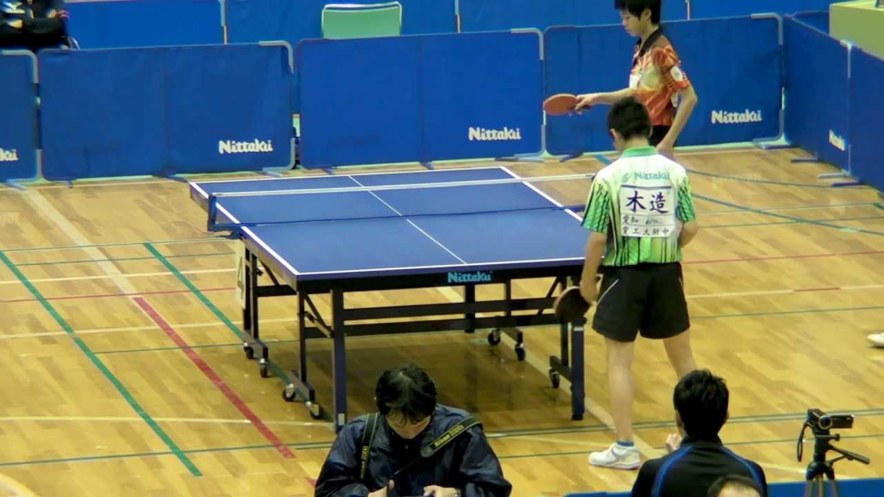 Table Tennis 龍崎東寅 × 齋藤健...