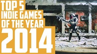 Day 8 - Top 5 Indie Games of 2014