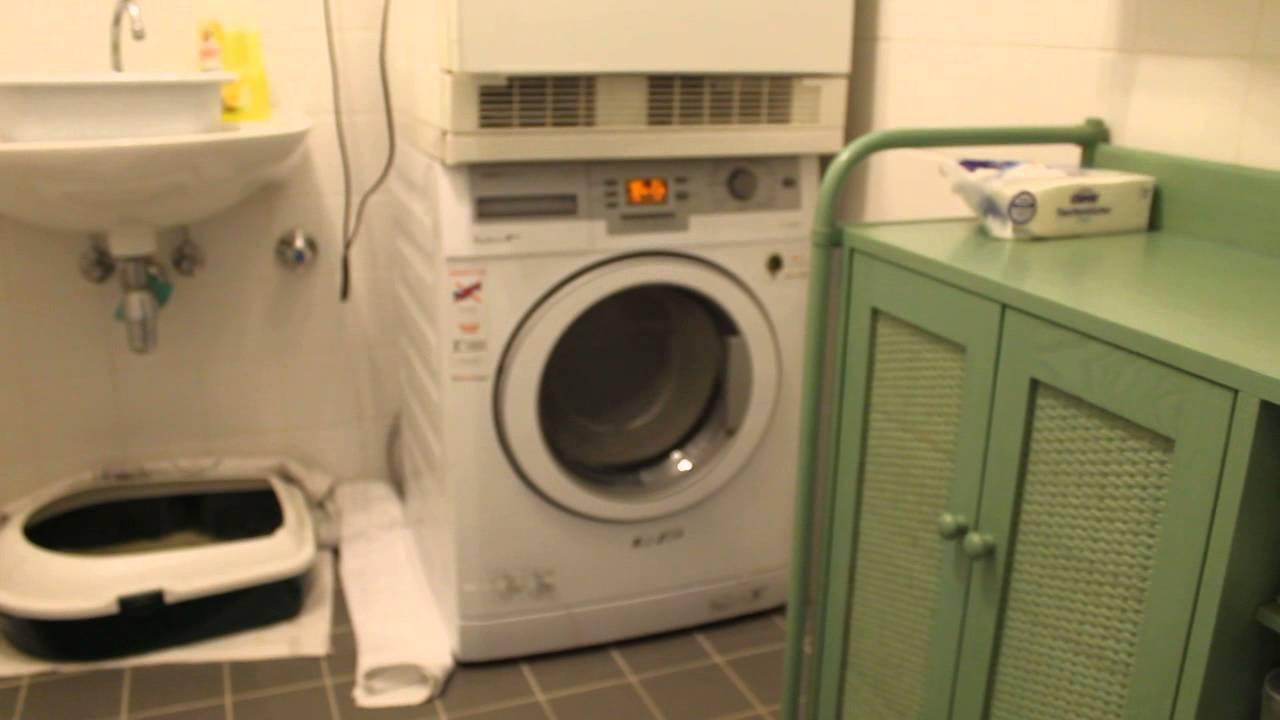 elektra bregenz waschmaschine beim schleudern transportsicherung noch auf der maschine youtube. Black Bedroom Furniture Sets. Home Design Ideas