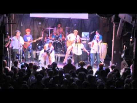 Steffani Seven  - X Mas Reggae Show 2013