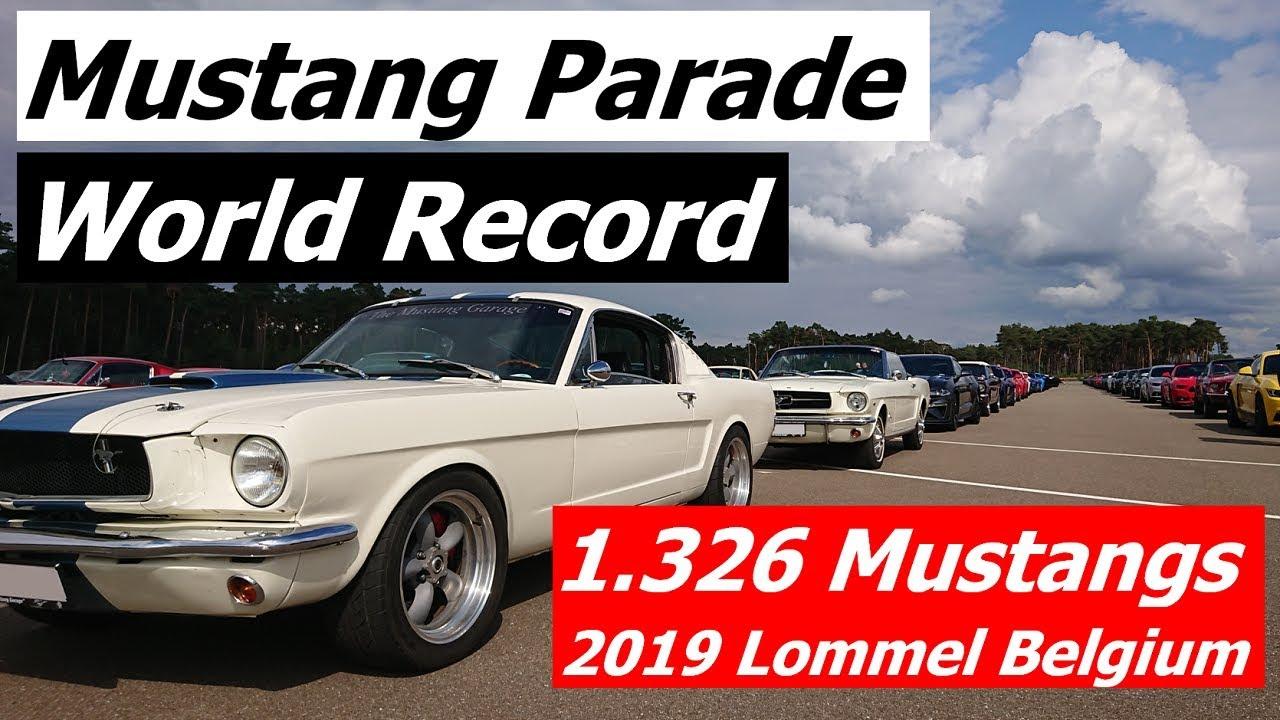 Resultado de imagen para Ford Mustang  en Lommel (Bélgica)