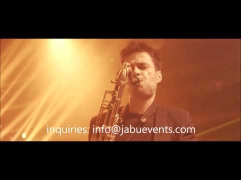 Saxophonist parties, events, weddings Bangkok, Phuket, Singapore, Delhi, Dubai www.jabuevents.com