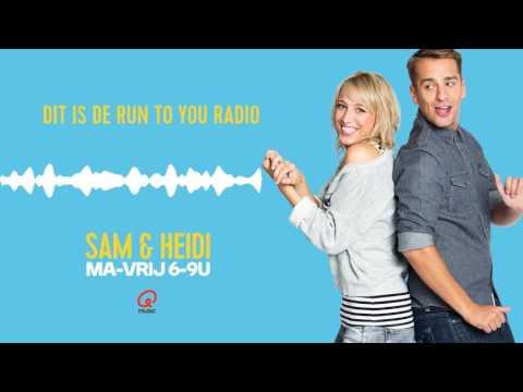 Luister naar de Run To You Radio!