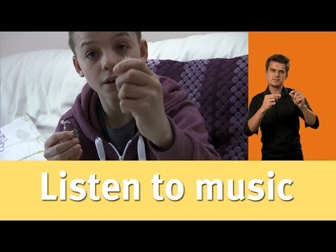BSL: Listening to music using hearing aids