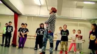 アニメーションダンス の 真髄レッスン /  Whats the ANIMATION DANCE?tutorial