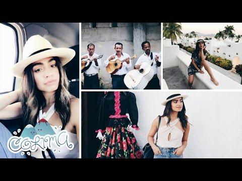 Travel Vlog to Michoacán| Visiting Villa Victoria + Manzanillo, Colima