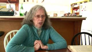 Ina May Gaskin on history of midwifery, her story, and issues with hospitals (at The Farm, TN)