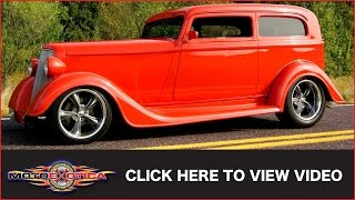 1934 Plymouth Street Rod For Sale