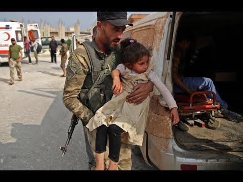 سوريا: قافلة تغادر مدينة رأس العين وعلى متنها جرحى ومقاتلين من قوات سوريا الديمقراطية  - نشر قبل 2 ساعة