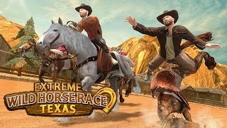 Extreme Wild Horse Race Texas By Bubble Fish Games Android Gameplay HD