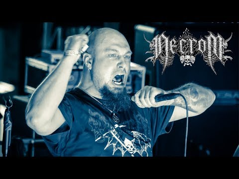 NECROM Live At METAL EAST: Nove Kolo (Kharkov 31.05.19)