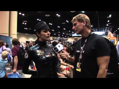 I am stylin' with Adrianne Curry