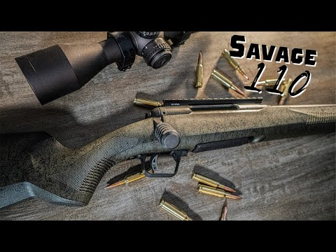 Savage 110 Rifle Review: Great, If You Can Overlook Two Problems