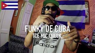 Funky De Cuba - Manolín El Figurín [ TCE Mic Check ]
