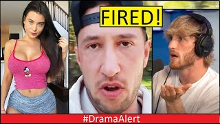 Mike Majlak FIRED by Logan Paul? #DramaAlert Lana Rhoades EXPOSES him!  - Pokimane Hot Tub STREAM?