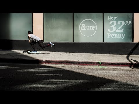 "Penny Skateboards: Introducing the 32"" Cruiser"