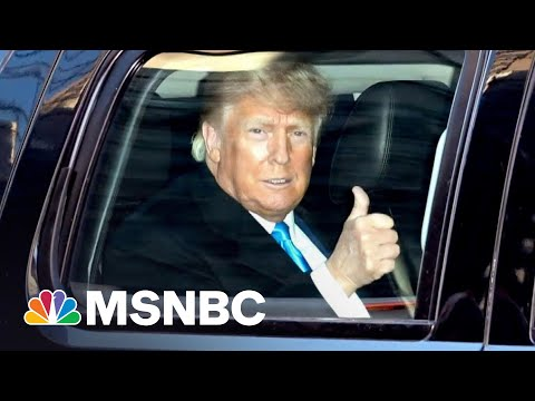 Trump Is Reportedly Crashing Mar-a-Lago Memorial Services