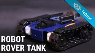 ¿Como armar un Robot Rover Tank? - Intro