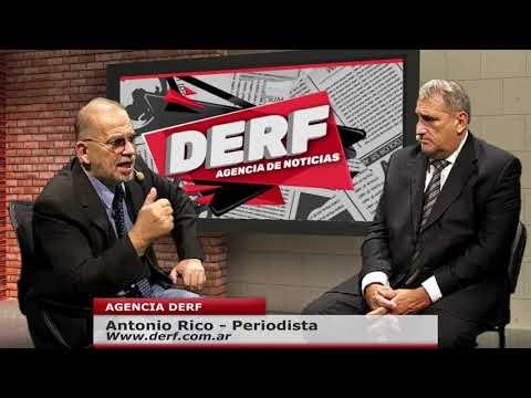 Antonio Rico sobre la Salud Pública: Hay que poner la mirada a este tema