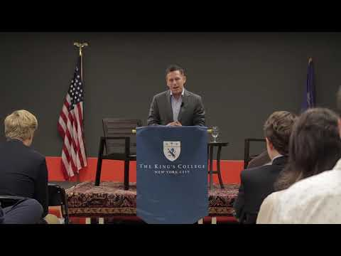 "Peter Thiel Presents: ""Developing the Developed World"""