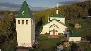 видео Амвросиев Николаевский Дудин монастырь