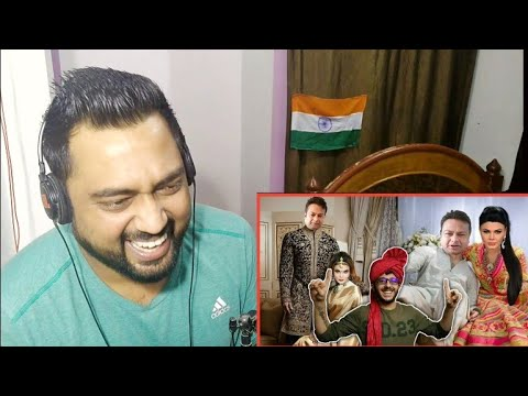 WEDDING OF THE YEAR | Indian Reactions | Carry Minati