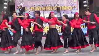 Danza, Brujas de Cachiche,  Colegio El Americano, Iep, San Juan de Lurigancho