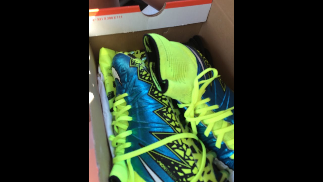 703e3c2afdbc ... coupon code for nike hypervenom phantom 2 blue lagoon colorway unboxing  66869 371f5