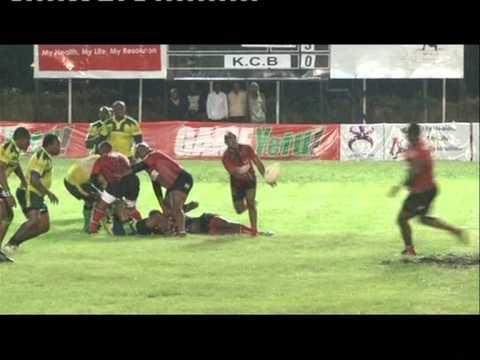Floodlit Impala Rugby Vs KCB Rugby