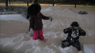 Winter Wonderland Fun on Kids Planet!