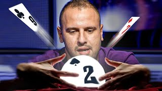 The Poker Player Who Can Call Cards PERFECTLY ♠️ PokerStars