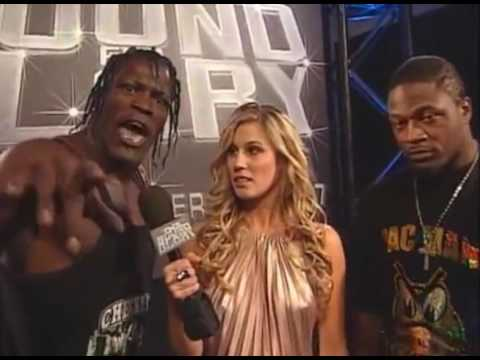 TNA: R-Truth and Adam Pacman Jones Interview