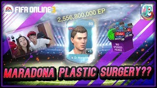 ~What Happened to Maradona??? ~ NHD Upgraded Package Opening - FIFA ONLINE 3