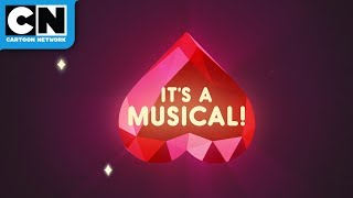 Steven Universe The Movie | It's a Musical! | Cartoon Network