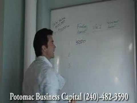 Merchant Cash Advance Basics - Informational Whiteboard