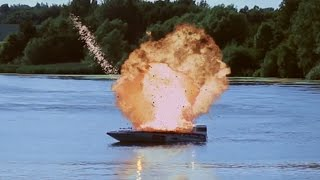 Boat Explosion
