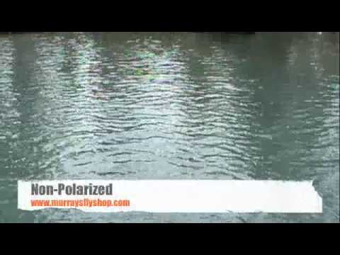 Polarized vs. Non Polarized Sunglasses for Fishing - YouTube