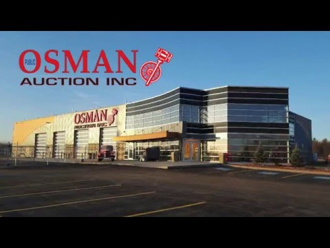 Osman Auction-New to the Auction