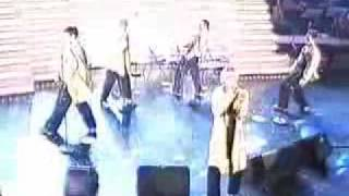 As Long As You Love Me - Backstreet Boys (Live In San Remo 1998)