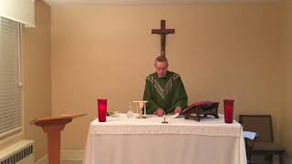 9.17.20 Daily Mass at St. Joseph's