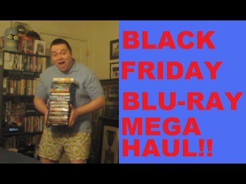 Download Black Friday Blu-Ray Mega Haul 29 Pickups!