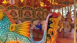 Vlog.Прогулка по Лондону,Макдональдс,детская площадка,кормим белку и птиц.