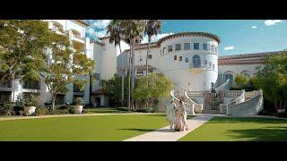 Luxury  Ndian Wedding In Dana Point CA Watch In 4K Monarch Beach Resort Krupa \u0026 Vivek