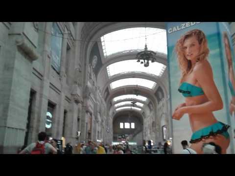 "#ITALIA#* МИЛАН. Ж/Д вокзал ""CENTRALE"""