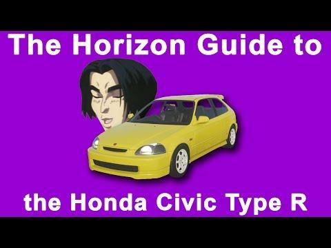 The Horizon Guide to the Honda Civic Type R