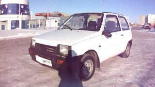 видео Отзыв об автомобиле ВАЗ 1111 Ока, 2002 г.