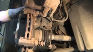 Opel Corsa D 1,3 CDTI Bremsbeläge wechseln / tauschen