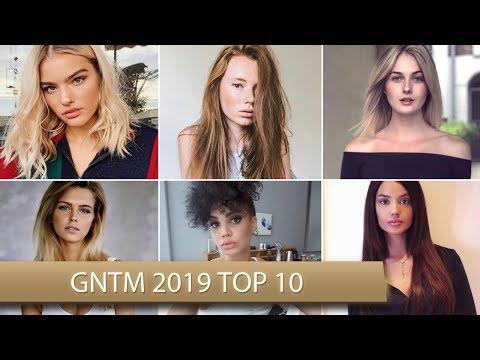 gntm top 10 2019