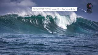 REBELSessions - Big Wave - Winner Announcement 2016